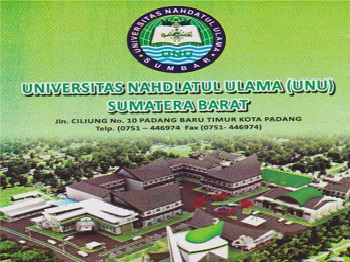 Universitas Nahdlatul Ulama (UNU) Sumatera Barat