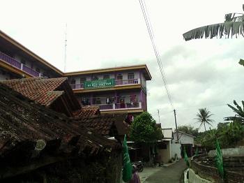 Pesantren Al Mas'udiyyah - Blater Kab Semarang