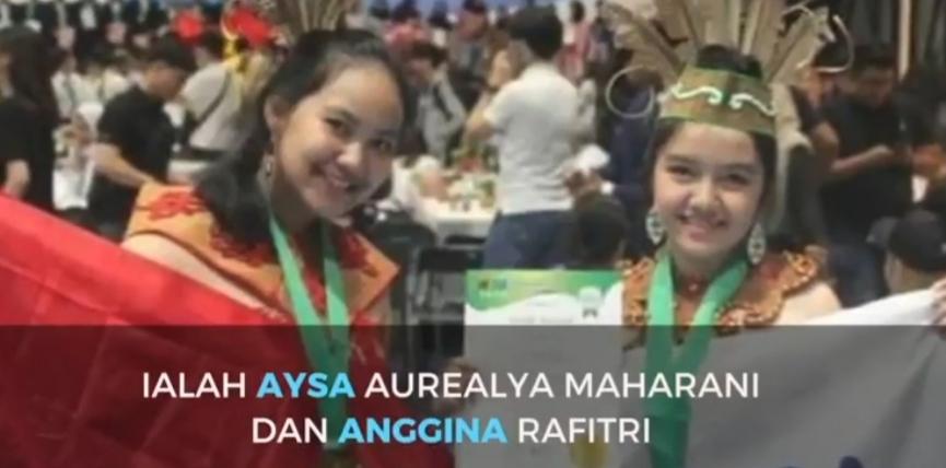 Juara Dunia, Siswi SMA Temukan Obat Penyembuh Kanker