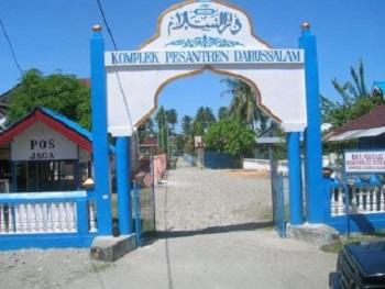 Pesantren Darussalam Al-Waliyyah Aceh Selatan