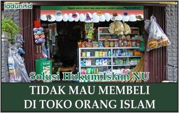 Tidak Mau Membantu Sesama Saudara Muslim