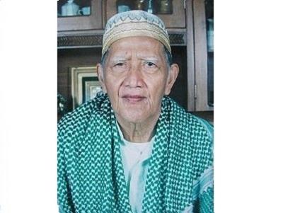 Biografi KH. Muhammad Ilyas Ruhiat