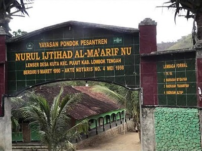 Pesantren Nurul Ijtihad Lombok Tengah