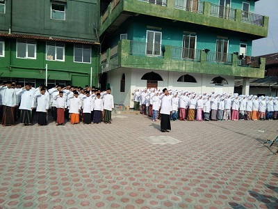 Pesantren Ummul Qura Tangerang Selatan