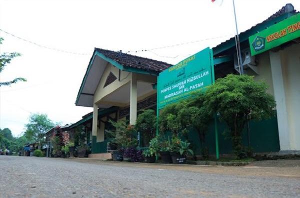 Pesantren Shuffah Hizbullah Al-Fatah Lampung Selatan