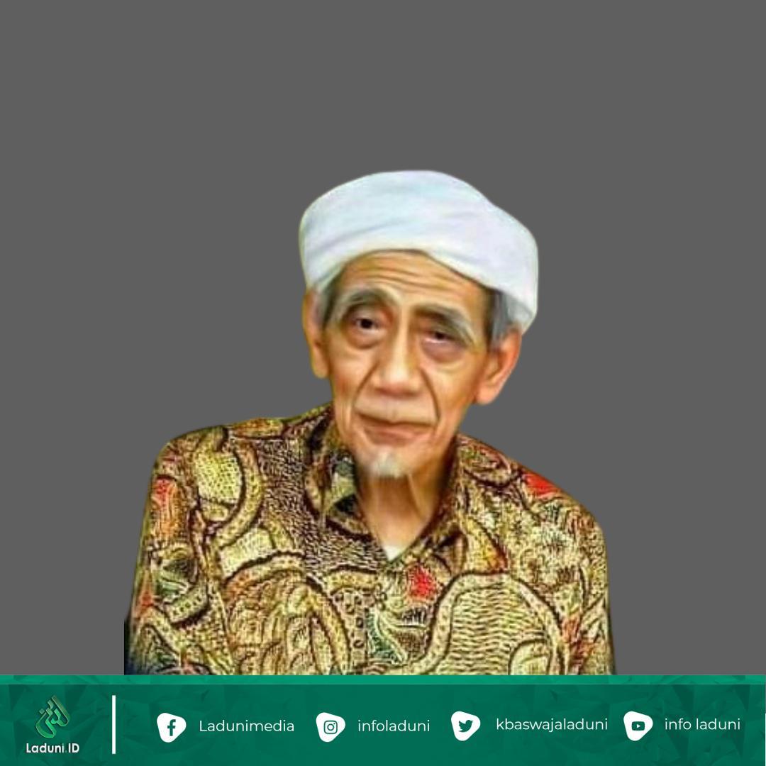 Biography KH. Maimoen Zubair