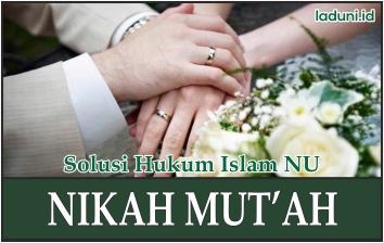 Inilah Hukum Nikah Mut'ah Menurut Para Imam Empat Mazhab