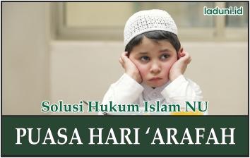 Puasa Sunnah Pada Hari 'Arafah Bagi Kaum Muslimin