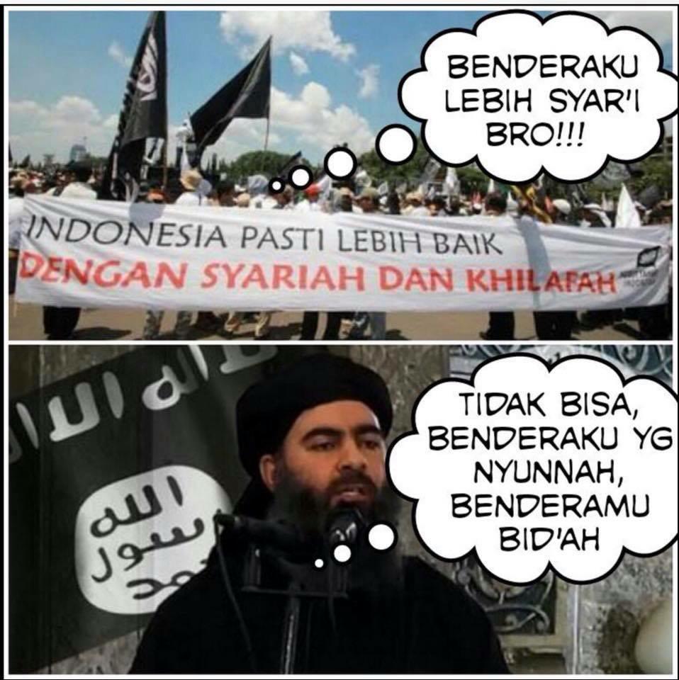 Penjelasan Gus Nadirsyah Soal Hadits Nabi dan Bendera Khilafah HTI - ISIS