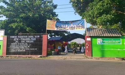 Pesantren Darul Ulum At-Thahiriyah Paladang Pinrang