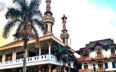 Pesantren Baitul Arqom Al-Islami Lemburawi Kab.Bandung