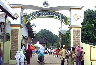 Pesantren Syekh Muhammad Dahlan Aek Hayuara Sibuhuan, Padang Lawas
