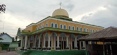 Pesantren Roudlotussolihin Palas Lampung Selatan
