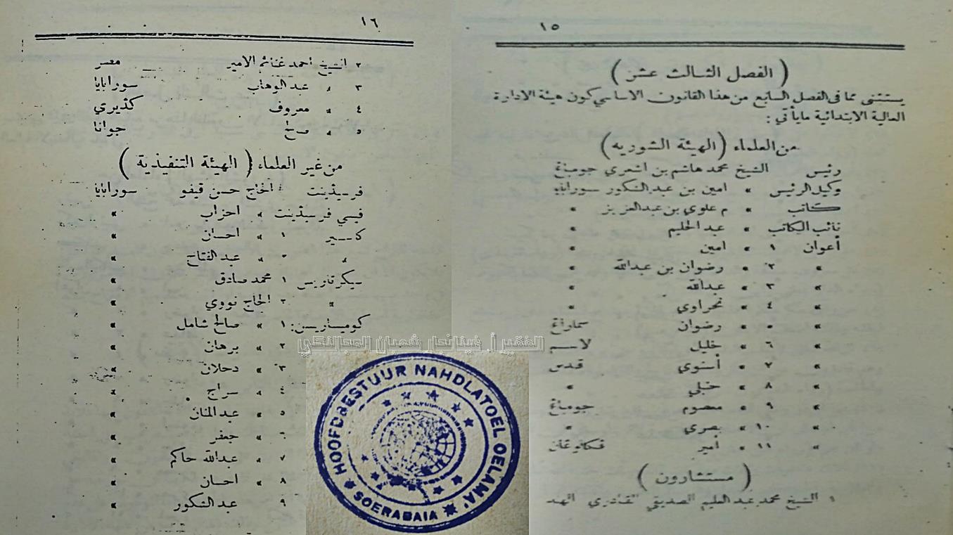 "Biografi dan Sanad Keilmuan KH. Faqih A. Jabbar Maskumambang Gresik dalam Kitab ""Raudhah al-Wildân"""