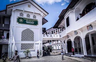 Dayah Babussalam Al Hanafiyyah Matangkuli Aceh Utara