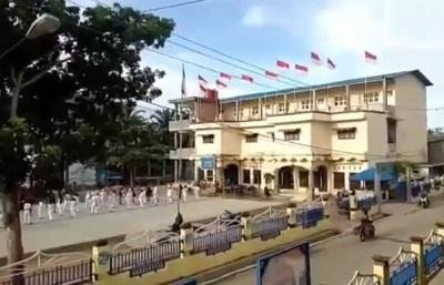 Pesantren Al - Mukhlishin Padang Lawas