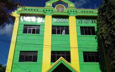 Pesantren As'adiyah Kab Wajo, Sulsel