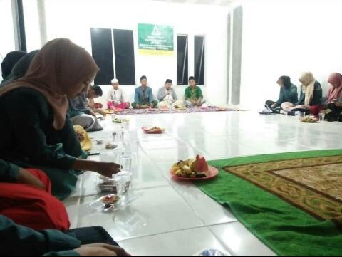 IPNU IPPNU Kubu Raya Sukses Gelar Malam Peringatan Maulid Nabi SAW