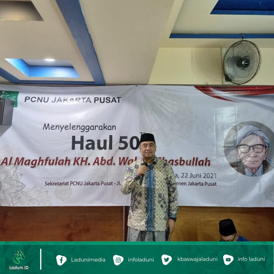 Ketua NU Jakpus: KH Abdul Wahab Chasbullah Adalah Ulama Visioner Abad 20
