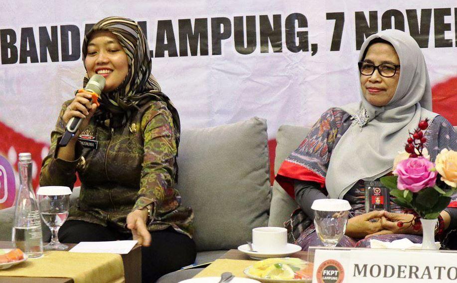 Redam Radikalisme, Wagub Lampung: Dibutuhkan Gerak Bersama Melawan Terorisme