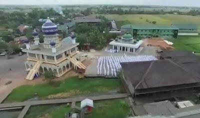 Pesantren Al Mursyidul Amin Gambut, Kabupaten Banjar