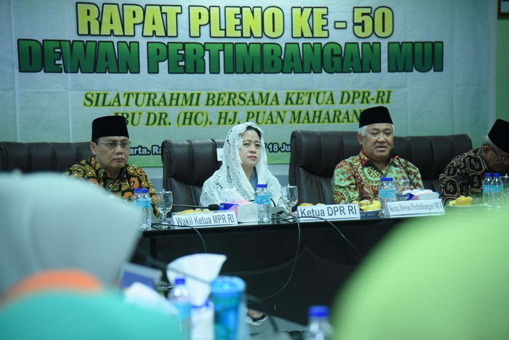 DPR Libatkan Ulama dalam Pembahasan Omnibus Law