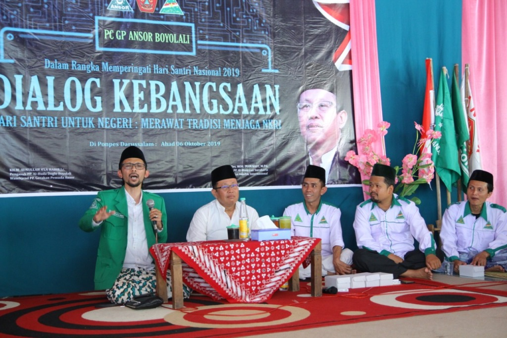 Gus Aun: NU Adalah Masa Depan Indonesia