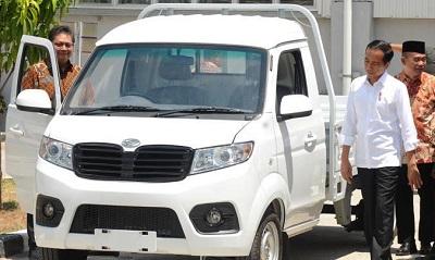Mobil Esemka Miliki Sparepart dari Perusahaan Lokal Indonesia