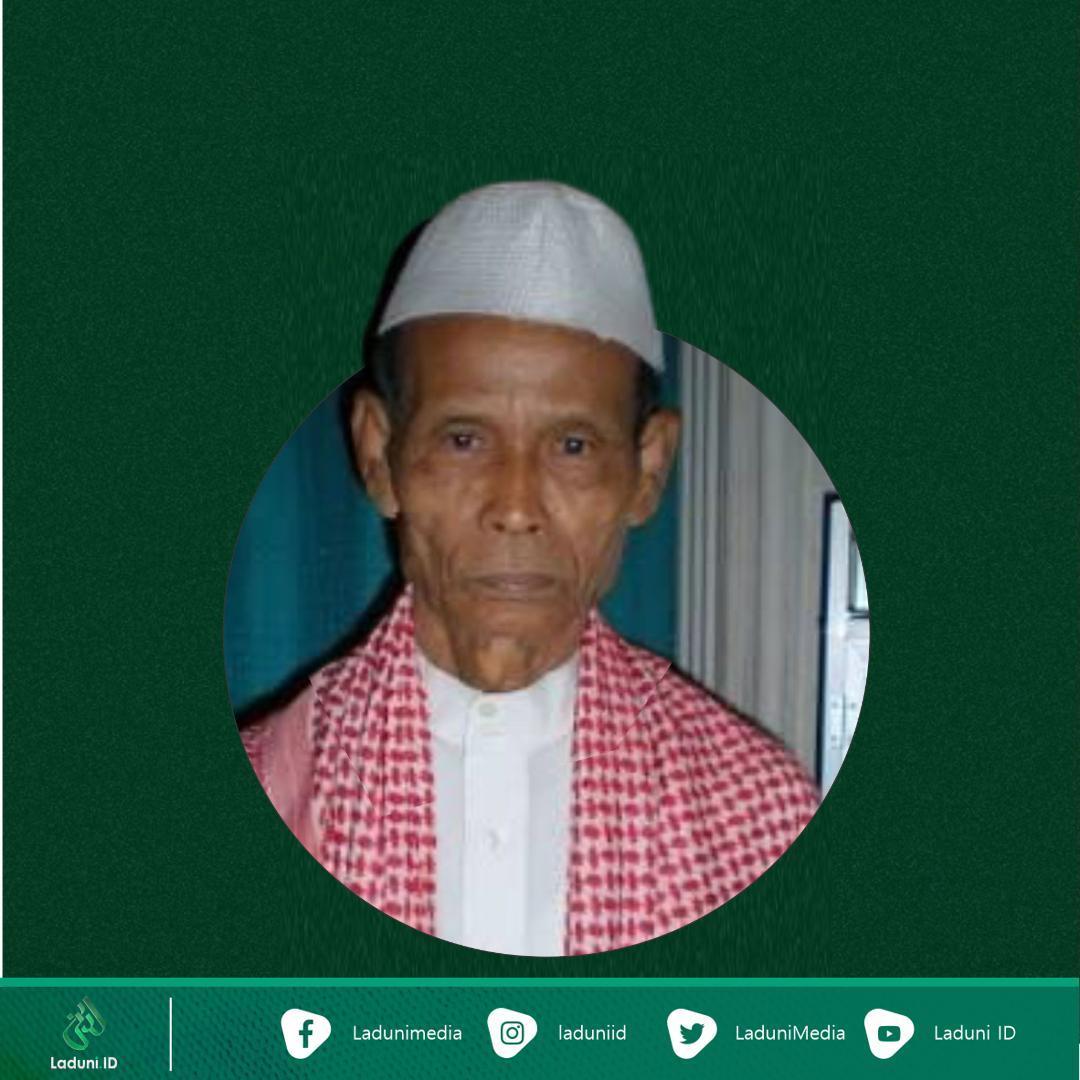 Biografi KH. Ahmad Shodiq