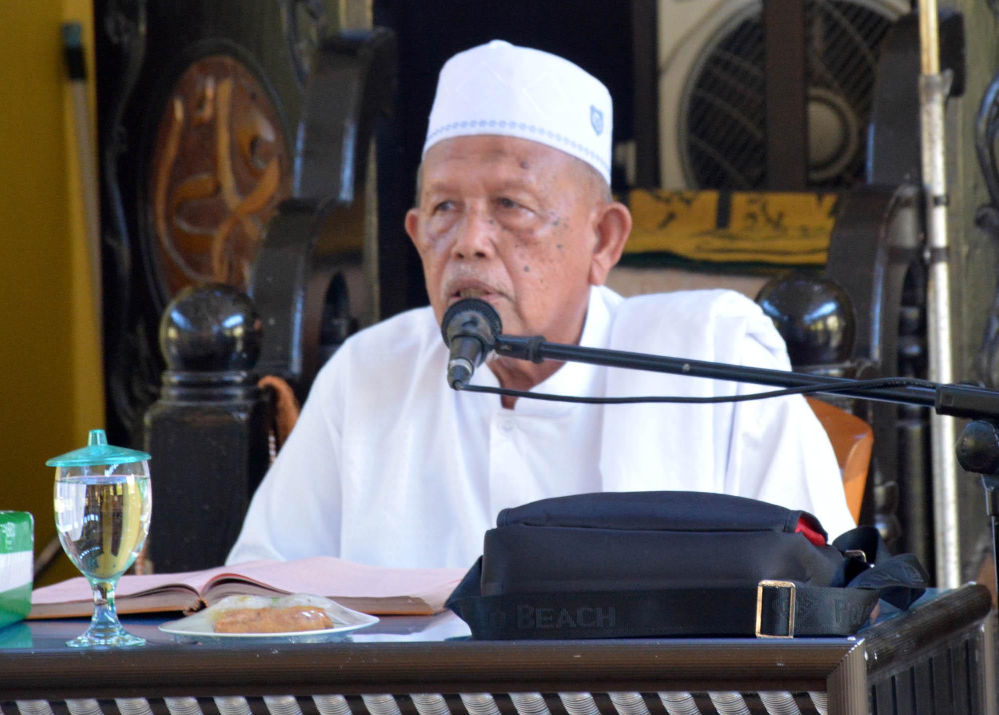 Aba Asnawi BUDI Lamno, Sosok Ulama Karismatik Aceh