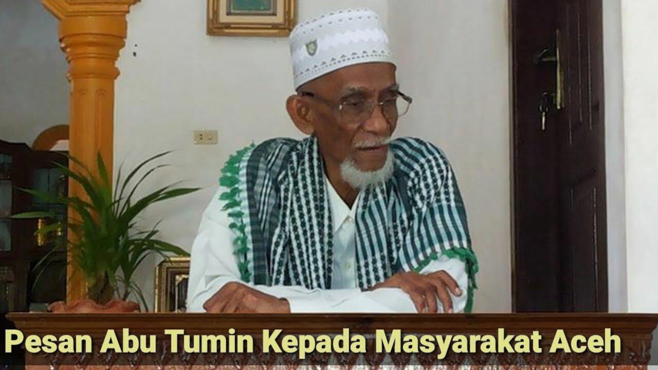 Biografi Abu Tumin Blang Bladeh