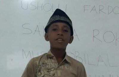 Upaya Menghasilkan Ustadz Asli Papua: