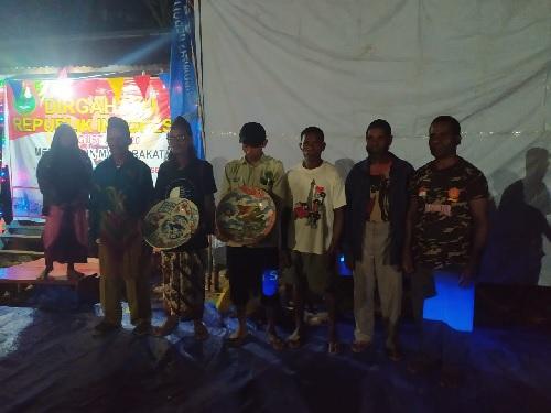 Ustadz Program Santri Goes To Papua Diangkat Sebagai Anak Adat Suku Kokoda