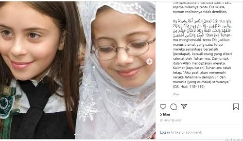 Kajian Keluarga Mualaf , Asas Relasi Muslim Non Muslim