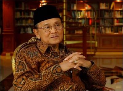 Perjalanan Singkat Sang Bapak Teknologi Indonesia