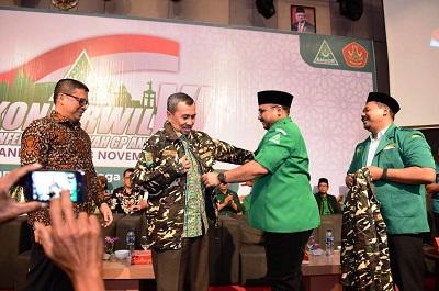 GP Ansor Gelar Konferwil ke VI, Dua Pejabat di Riau Ini Jadi Banser