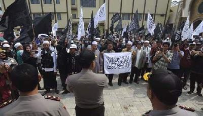 Hasil Kesepakatan Pemerintah dan Ormas Islam Melarang Bendera HTI di Indonesia