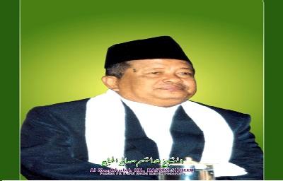Biografi KH Hasyim Sholeh