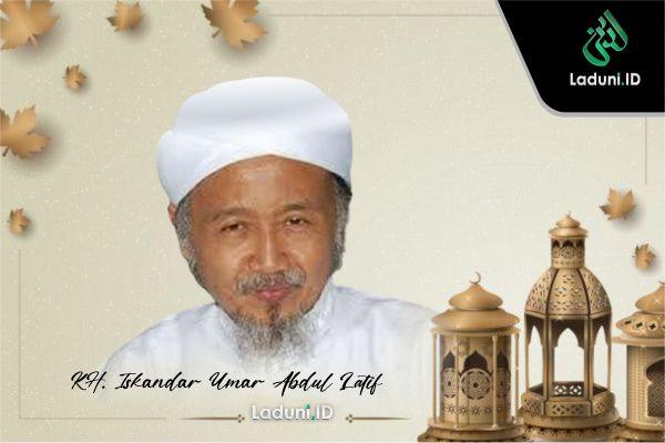 Biografi KH. Iskandar Umar Abdul Latif