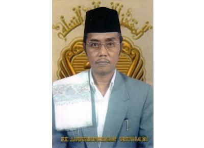 Biografi KH Abdurahman Chudlori