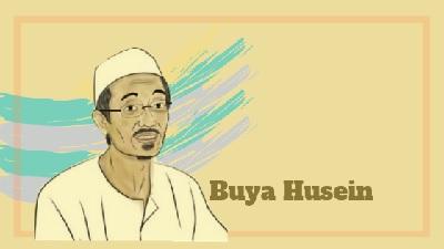 Buya Husein Terima Anugerah Dr (HC) dalam Bidang Tafsir Al-Qur'an dari UIN Walisongo Semarang