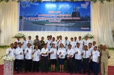 Maksimalkan Pelayanan, PT Telkom Pasang Internet di 193 Desa
