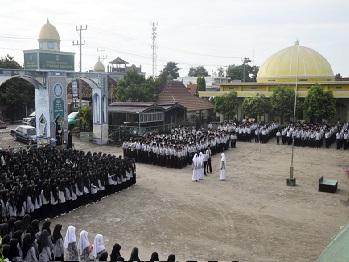 Pesantren Al-Ittifaqiah Ogan Ilir