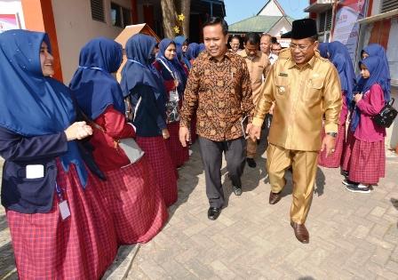 Wali Kota Minta Fatih Bilingual School Terima Lebih Banyak Anak Banda Aceh