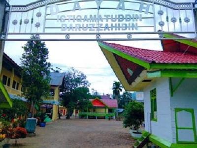 Dayah Istiqamatuddin Daruzahidin Pidie Jaya
