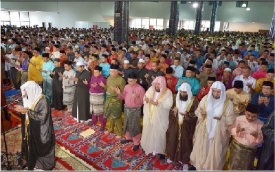Do'a Qunut Pada Sholat Witir di Separuh Bulan Ramadan