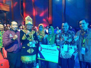 Kabupaten Simeulue Dapat Penghargaan dari Menpora Sebagai Kabupaten Layak Pemuda