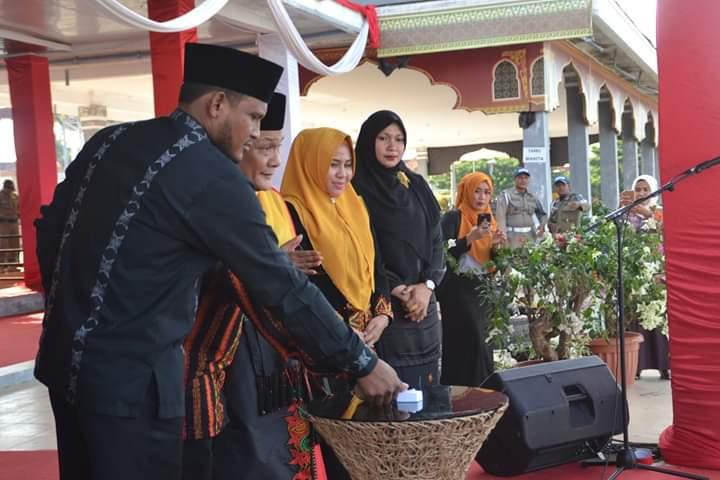 Aceh Timur Tuan Rumah Rakerda Dekranasda Aceh