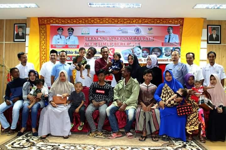 Aceh Timur kembali Gelar Operasi Gratis