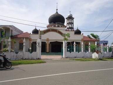 Masjid Nurul HudaMeulaboh dalam Perspektif Sejarah